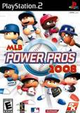 MLB: Power Pros 2008 (PlayStation 2)